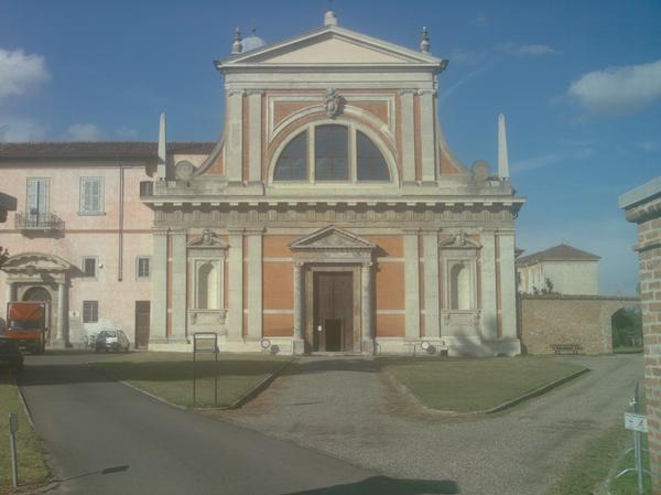 Chiesa di S.Croce, Bosco Marengo (Alessandria, Piemonte)