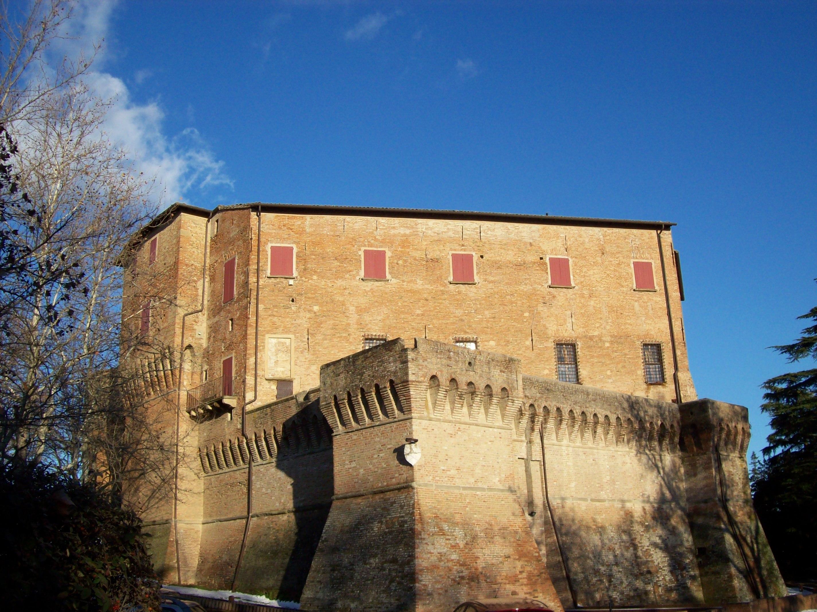 Rocca di Dozza, (Bologna, Emilia-Romagna)