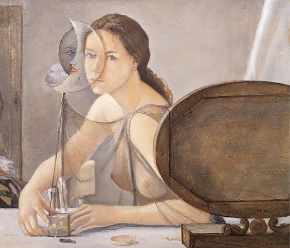 Claudio Bonichi La ragazza e la luna, 1992