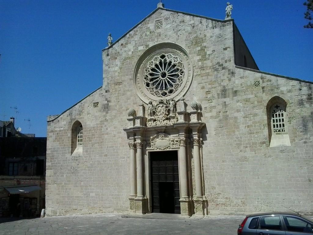 Cattedrale (XII - XVII sec.), Otranto (Lecce)