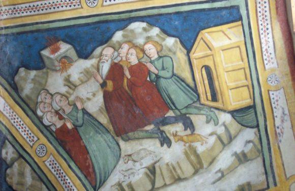 Convento di San Donato, Ripacandida, (Basilicata)