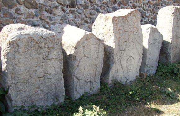 Area archeologica di Monte Albàn, Oaxaca, Messico