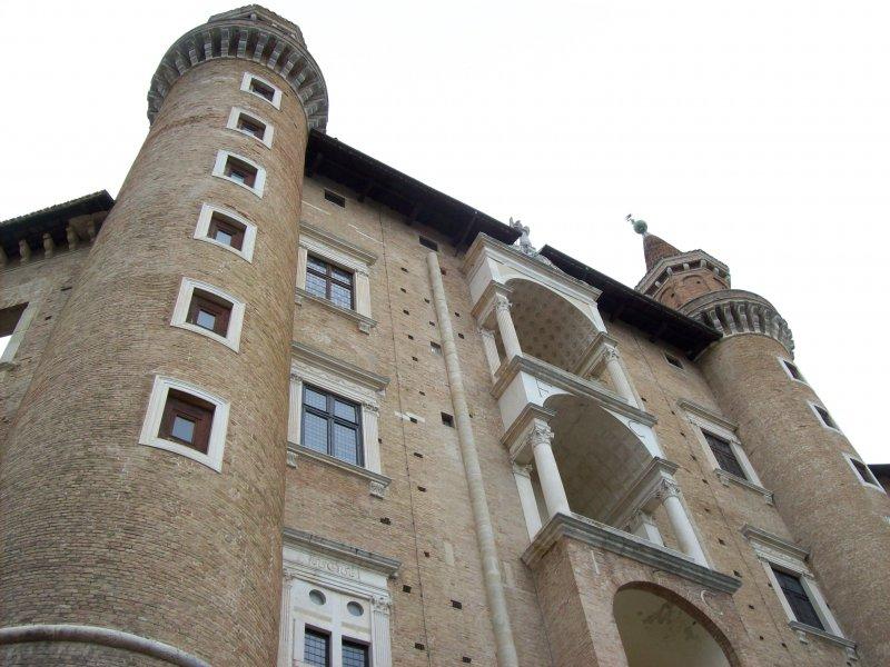 Urbino, (Marche)