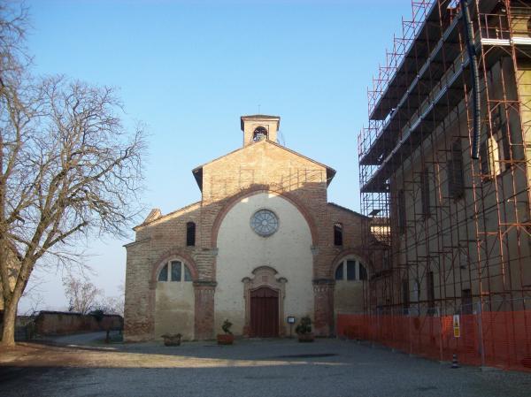 Abbazia di S. Maria, Rivalta Scrivia (Alessandria, Piemonte)