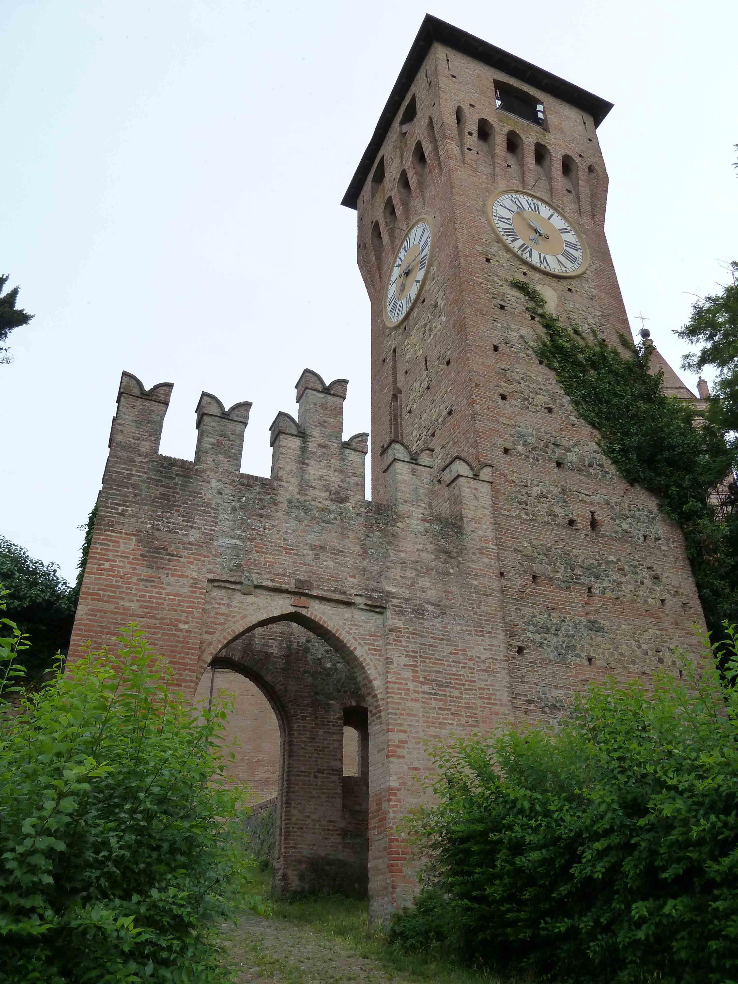"""""""La Rocca dei Bentivoglio"""", Bazzano (Bologna, Emilia-Romagna)"""