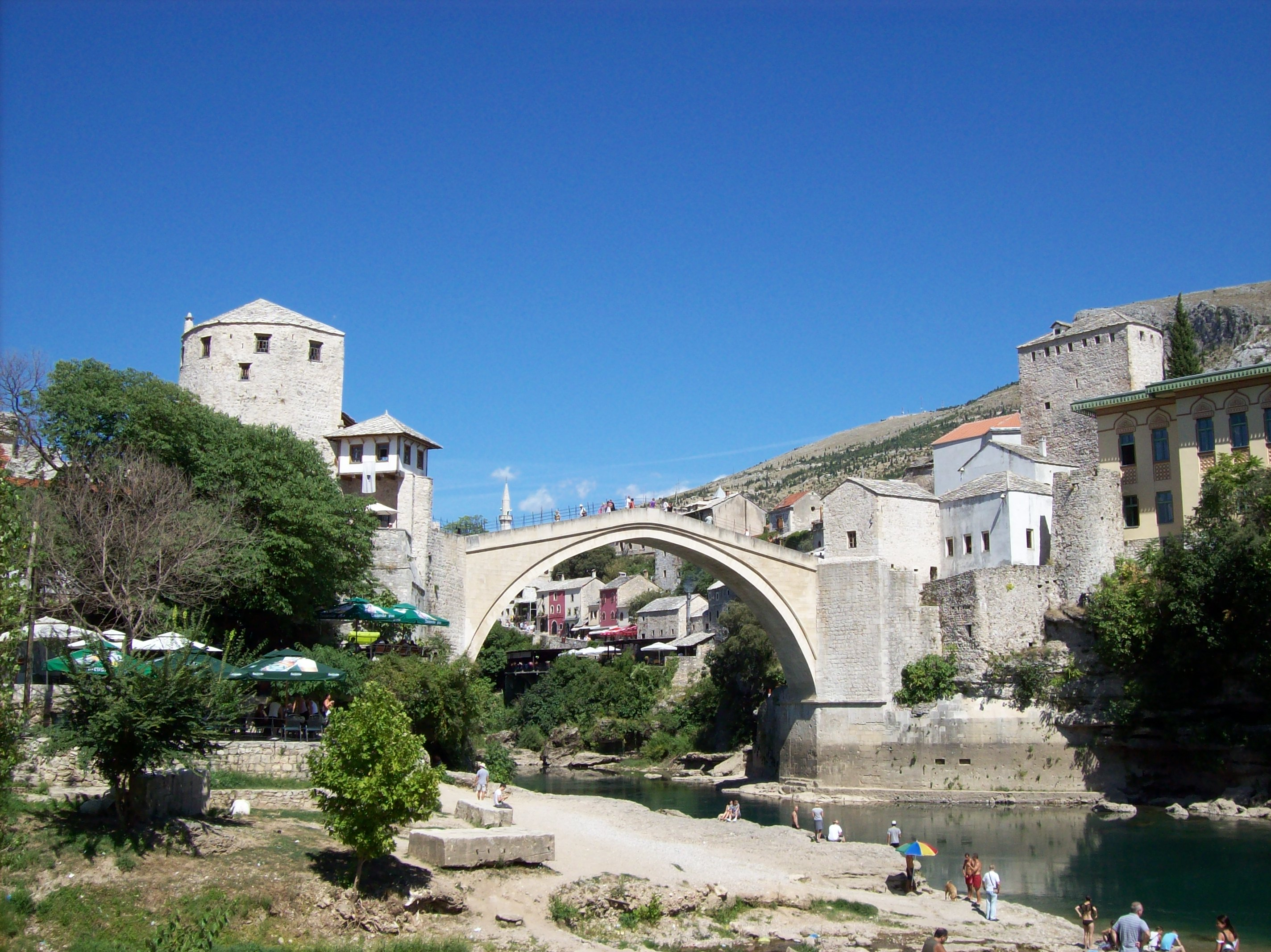 Mostar, (Bosnia-Erzegovina)