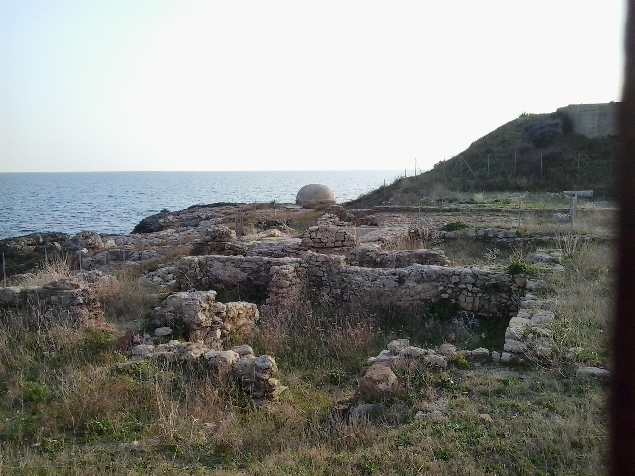 "Area archeologica di ""Saturo"" (Puglia)"