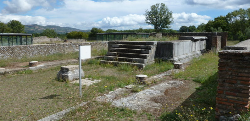 Reportage dall'Area Archeologica di Grumentum (Basilicata)