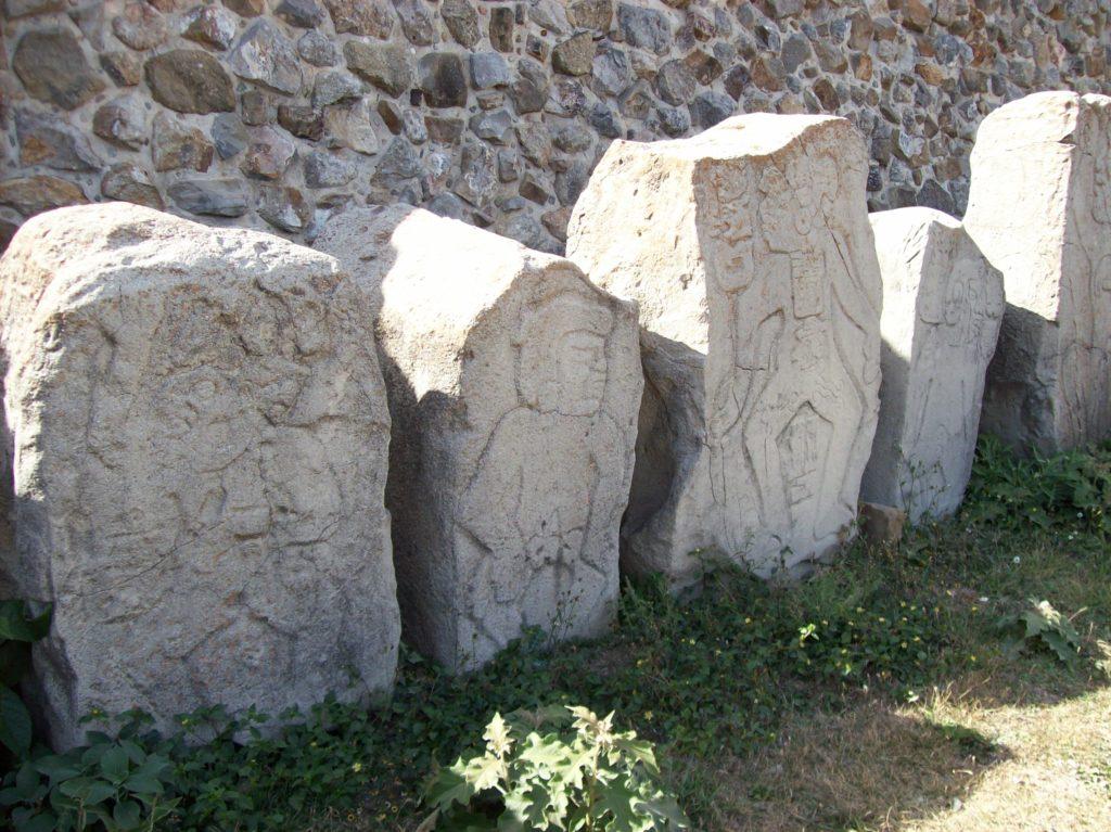 Danzanti, Monte Albàn, Oaxaca, Messico