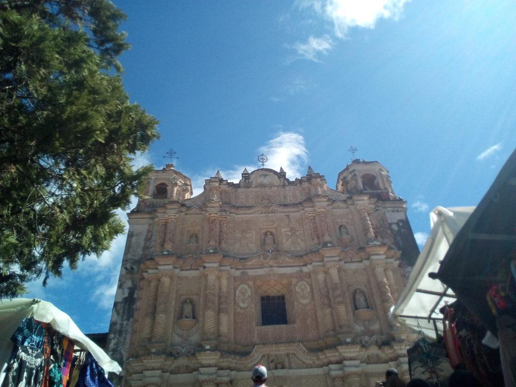 Chiesa Ex convento di Santo Domingo (XVI sec.)