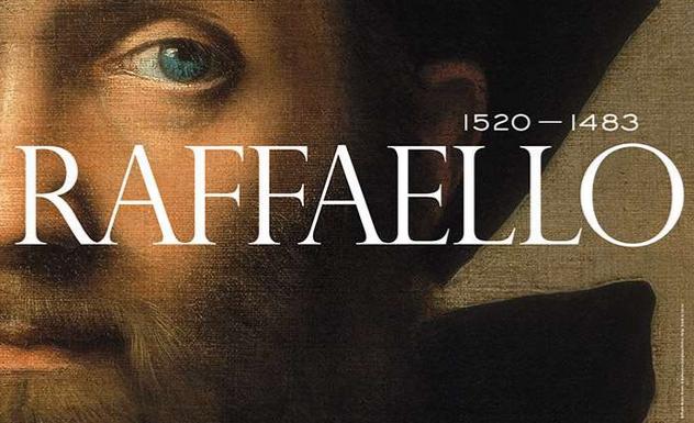 """""""Raffaello"""", Scuderie del Quirinale, Roma"""